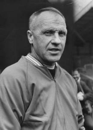 Picture of quotation author Bill Shankly