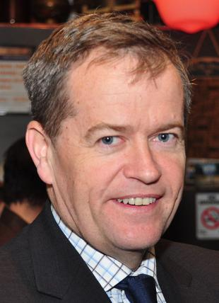 Picture of quotation author Bill Shorten