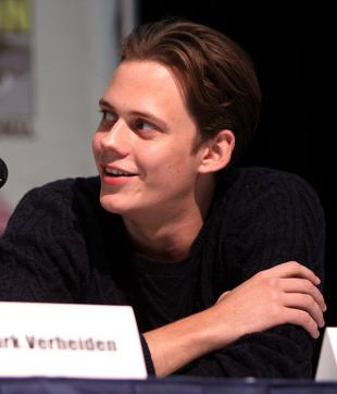 Picture of quotation author Bill Skarsgard