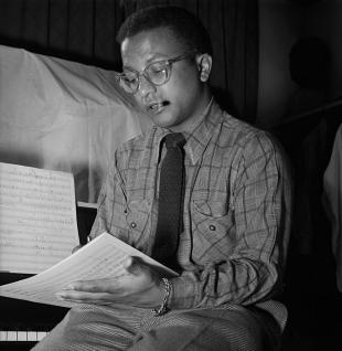 Picture of quotation author Billy Strayhorn
