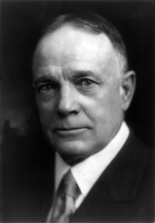 Picture of quotation author Billy Sunday