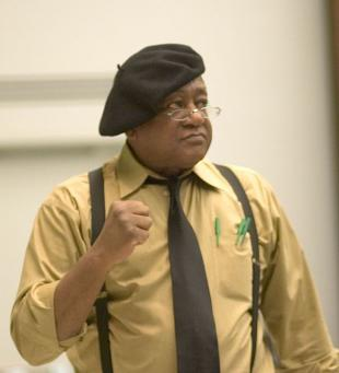 Picture of quotation author Bobby Seale