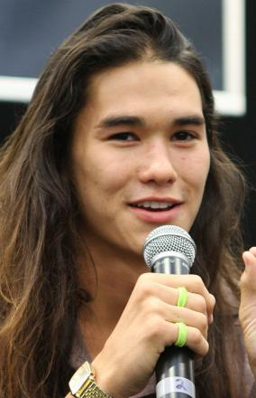 Picture of quotation author Booboo Stewart