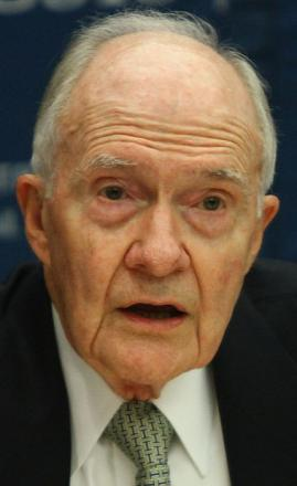 Picture of quotation author Brent Scowcroft
