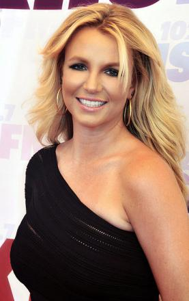 Picture of quotation author Britney Spears