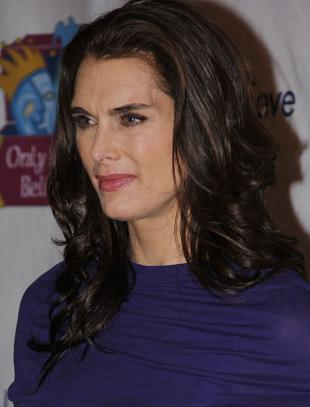 Picture of quotation author Brooke Shields