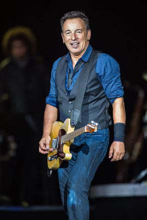 Picture of quotation author Bruce Springsteen