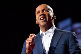 Picture of quotation author Bryan Stevenson