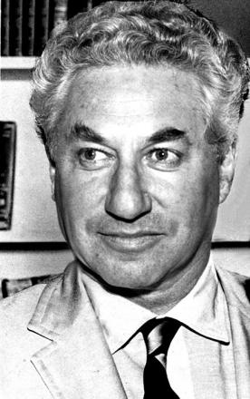 Picture of quotation author Budd Schulberg
