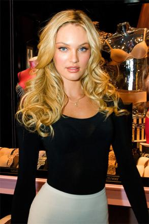 Picture of quotation author Candice Swanepoel