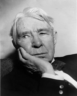 Picture of quotation author Carl Sandburg