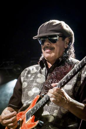 Picture of quotation author Carlos Santana