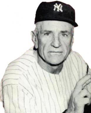 Picture of quotation author Casey Stengel