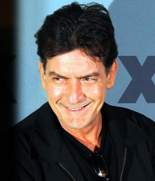 Picture of quotation author Charlie Sheen