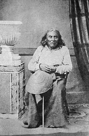 Picture of quotation author Chief Seattle