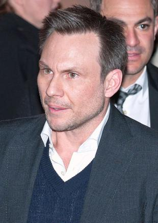 Picture of quotation author Christian Slater