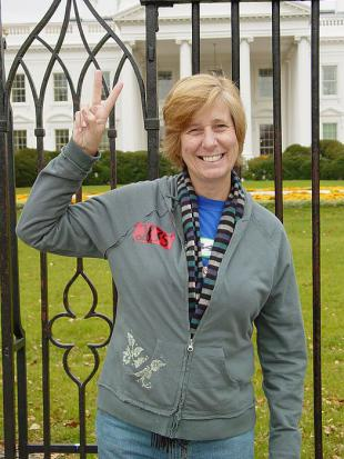 Picture of quotation author Cindy Sheehan
