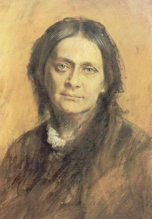 Picture of quotation author Clara Schumann