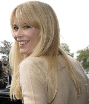 Picture of quotation author Claudia Schiffer