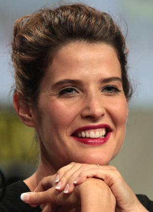Picture of quotation author Cobie Smulders