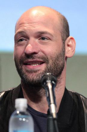Picture of quotation author Corey Stoll