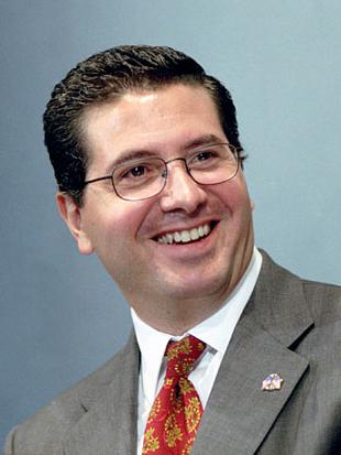 Picture of quotation author Daniel Snyder