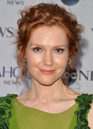 Picture of quotation author Darby Stanchfield