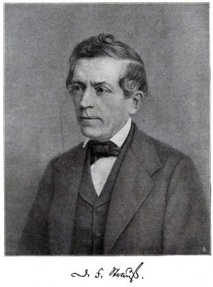 Picture of quotation author David Friedrich Strauss
