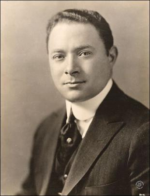 Picture of quotation author David Sarnoff