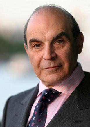 Picture of quotation author David Suchet
