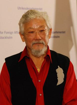 Picture of quotation author David Suzuki