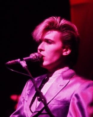 Picture of quotation author David Sylvian