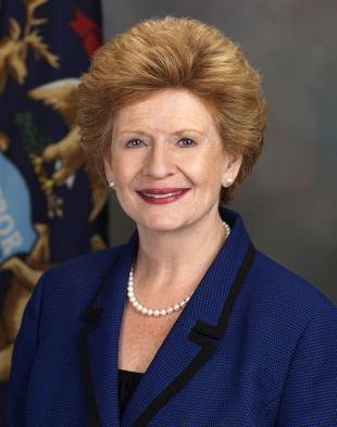 Picture of quotation author Debbie Stabenow