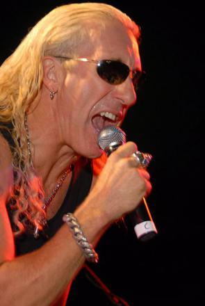 Picture of quotation author Dee Snider