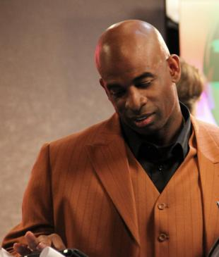 Picture of quotation author Deion Sanders