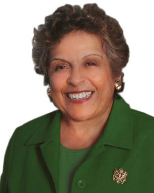 Picture of quotation author Donna Shalala