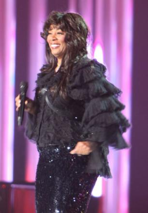 Picture of quotation author Donna Summer