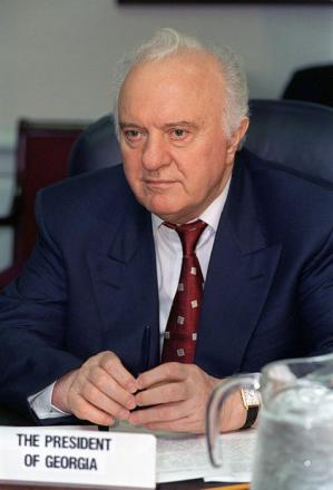 Picture of quotation author Eduard Shevardnadze