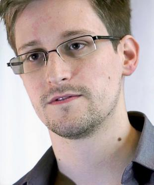 Picture of quotation author Edward Snowden