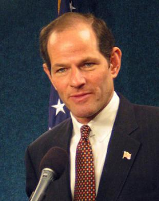 Picture of quotation author Eliot Spitzer
