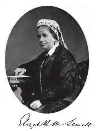 Picture of quotation author Elizabeth Missing Sewell