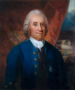 Picture of quotation author Emanuel Swedenborg