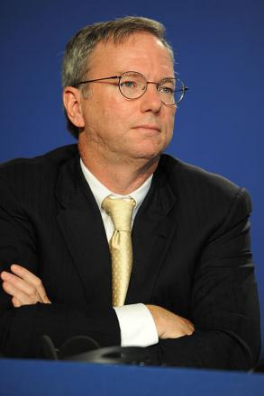 Picture of quotation author Eric Schmidt