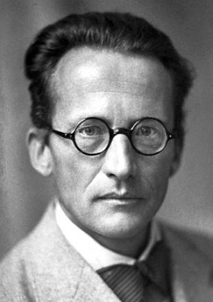 Picture of quotation author Erwin Schrodinger