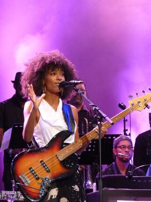 Picture of quotation author Esperanza Spalding