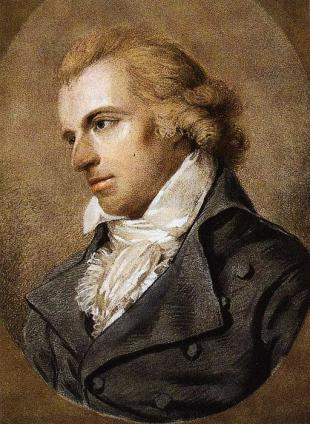 Picture of quotation author Friedrich Schiller