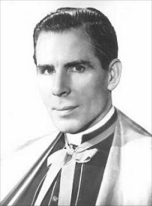 Picture of quotation author Fulton J. Sheen