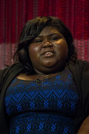 Picture of quotation author Gabourey Sidibe