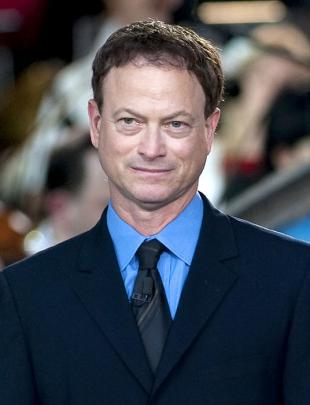 Picture of quotation author Gary Sinise
