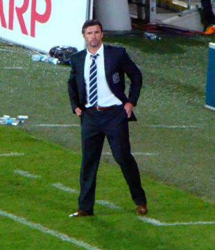 Picture of quotation author Gary Speed